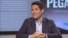 Nacho Martín Blanco, portaveu de Ciutadans al Parlament