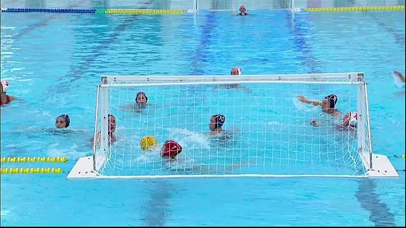 Waterpolo - Copa la Reina, 1/4 final: CN Terrassa - CN Mataró - ver ahora
