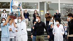 La Real Sociedad ofrece la Copa del Rey a los sanitarios por su labor en la pandemia