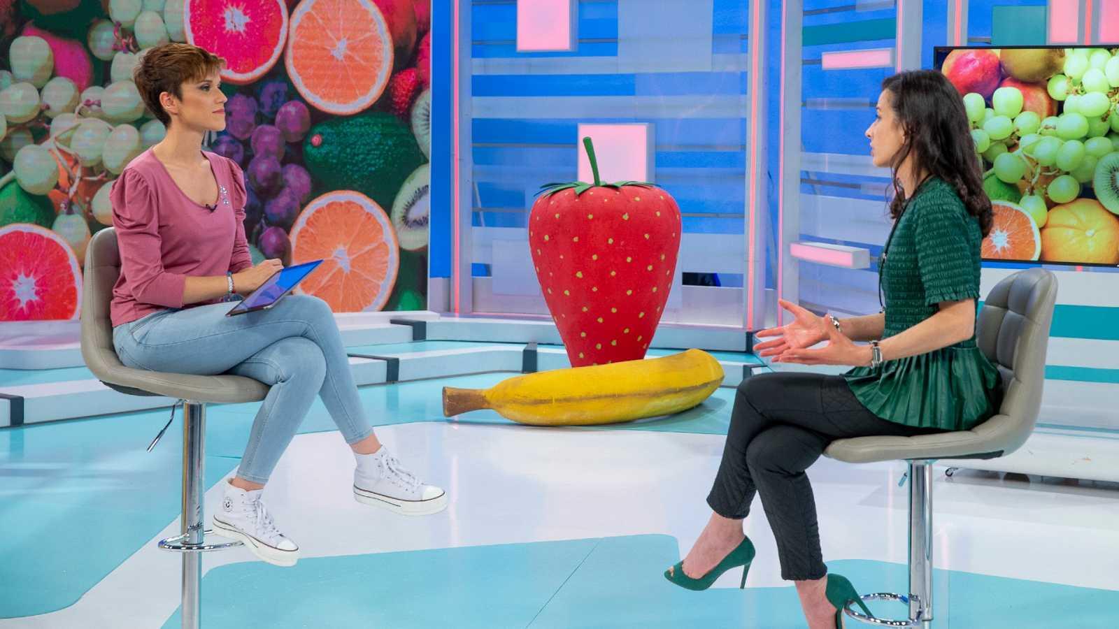 ¿La fruta tiene mucho azúcar?