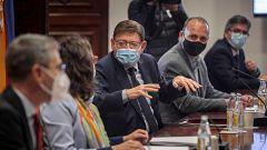 """Ximo Puig, presidente de la Generalitat Valenciana: """"No tiene nada que ver negociar para comprar vacunas con dialogar sobre proyectos"""""""