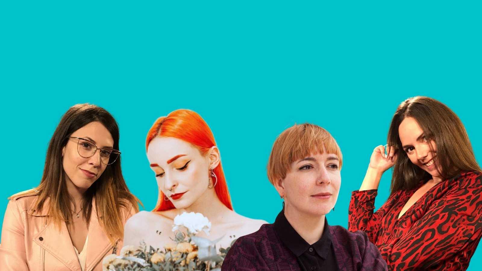Prohibido hablar - de mujeres en el arte - 11/04/21 - ver ahora