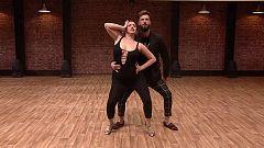 The Dancer - Actuación completa de Carlos y Anaïs