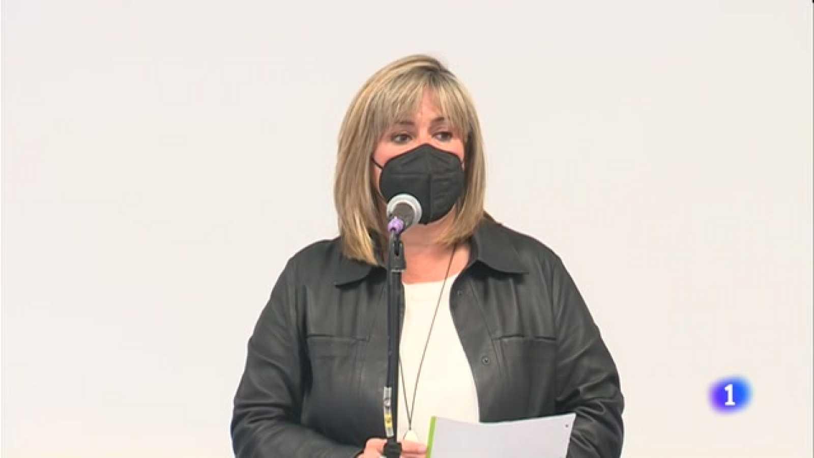 Núria Marín defensa la seva innocència davant el jutge pel cas del Consell Esportiu