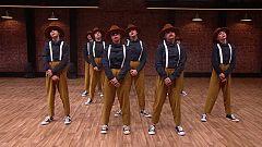 The Dancer - Actuación completa de La Colla