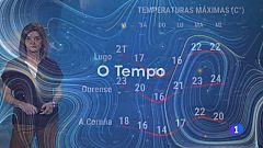 El tiempo en Galicia 09-04-2021