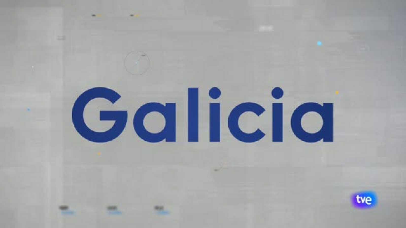 Telexornal Galicia 09-04-2021