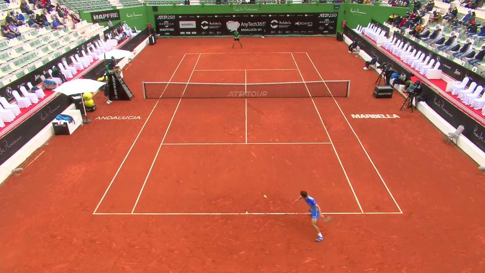 Tenis - ATP 250 Torneo Marbella, 1/4 final: Ramos-Vinolas - Gombos - ver ahora