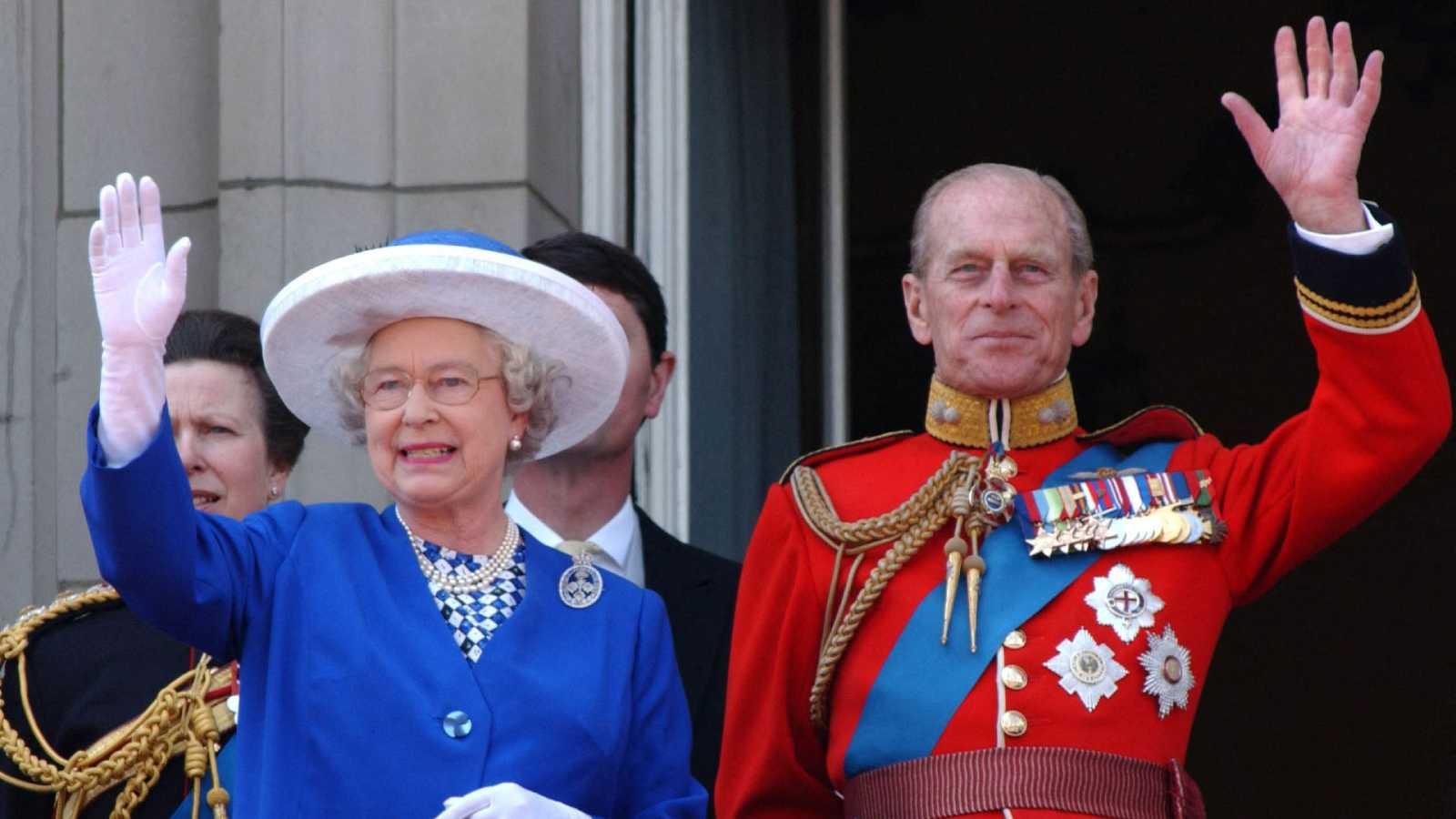 Muere Felipe de Edimburgo a los 99 años