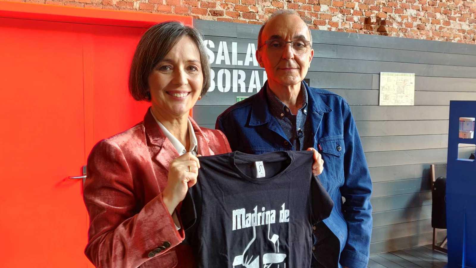 El cine según Arantxa Aguirre