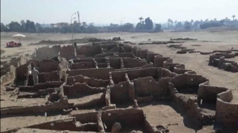 La ciudad perdida en Egipto: El descubrimiento más importante después de la tumba de Tutankamón