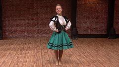 The Dancer - Actuación completa de Helena Lorenzo