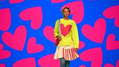 Agatha Ruiz de la Prada y Hannibal Laguna en segunda jornada de la Semana de la Moda de Madrid