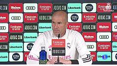 """Zidane: """"Ojalá no sea el último Clásico de Ramos y Messi"""""""