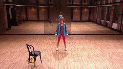 The Dancer - Actuación completa de Dominique Cresswell