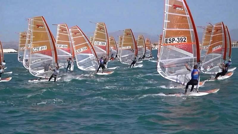 Windsurf - Campeonato de España, Santa Pola  - ver ahora