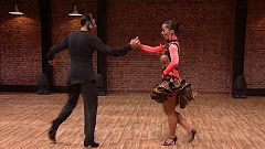 The Dancer - Actuación completa de Bailar en silencio