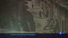 Historia del reportaje fotográfico en Deleitosa