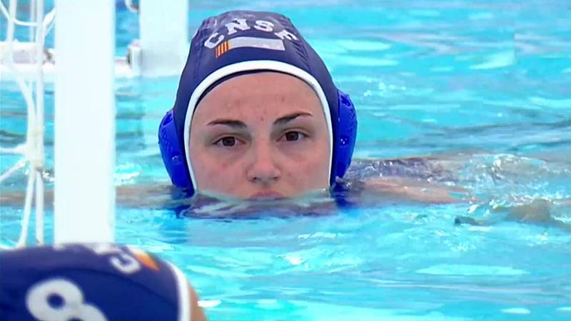 Waterpolo - Copa la Reina, 1/4 final: Astralpool CN - CN Sant Feliu - ver ahora