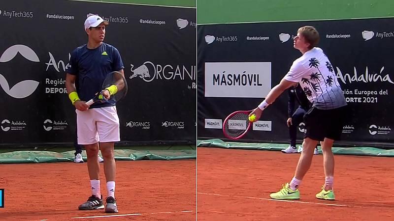 Tenis - ATP 250 Torneo Marbella, 1/4 final: I. Ivashka - J. Munar - ver ahora