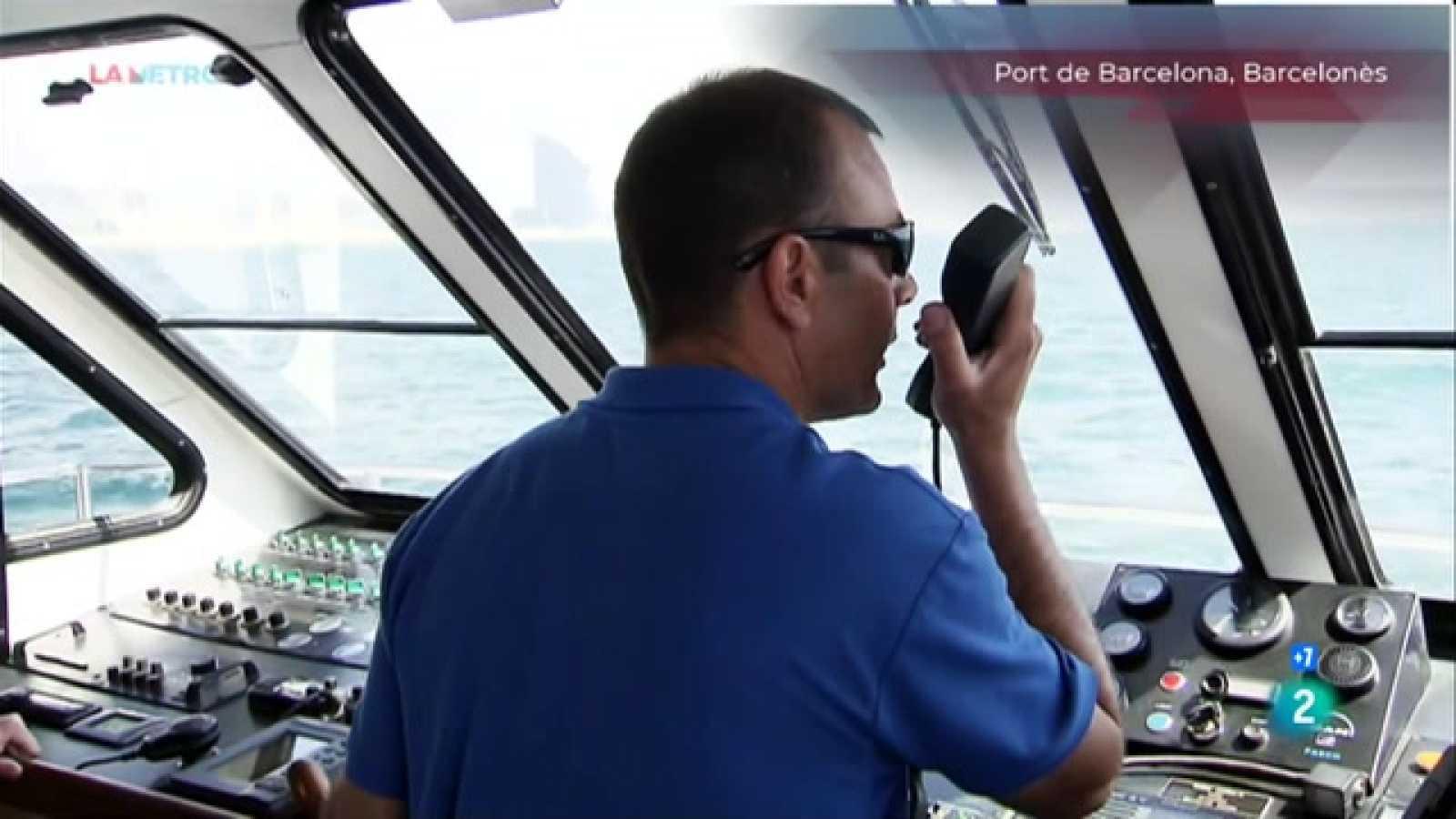 L'ONG Stella Maris vetlla pel benestar dels tripulants dels vaixells que atraquen a Barcelona