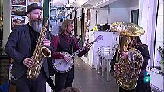 La Metro - Jazz a prop