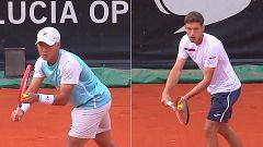 Tenis - ATP 250 Torneo Marbella, 1/4 final: P. Carreño - S. Kwon