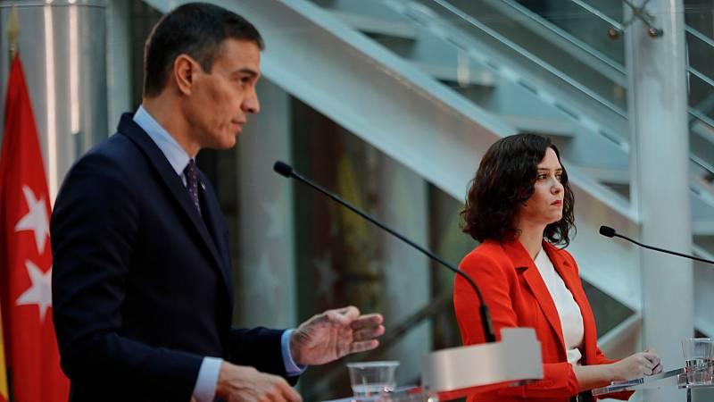 Las cifras de la pandemia centran el debate político de la precampaña madrileña