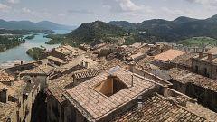 Aínsa: el pueblo pirenaico que pone freno a los pisos turísticos