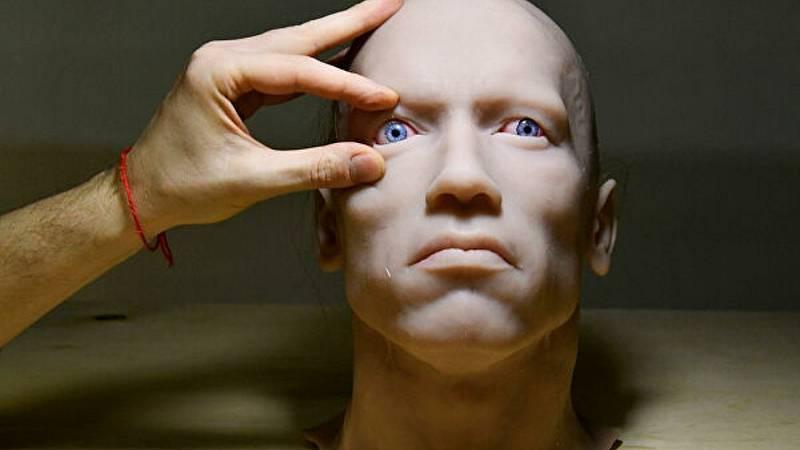 Los androides ya son una realidad en Rusia