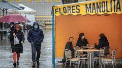 Las tormentas y las lluvias tendrán en riesgo a  ocho provincias