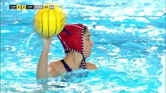 Waterpolo - Copa de la Reina, 1ª semifinal: CN Mataró - CE Mediterrani