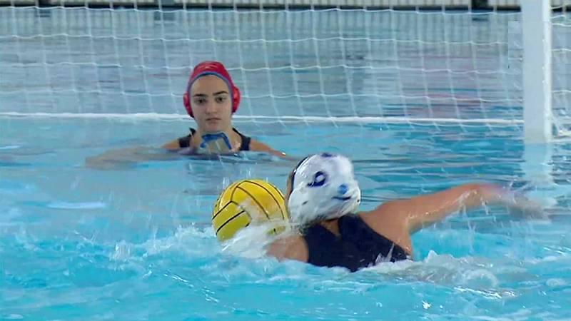 Waterpolo - Copa la Reina, 2ª semifinal:  Astralpool CN - CN Sant Andreu - ver ahora