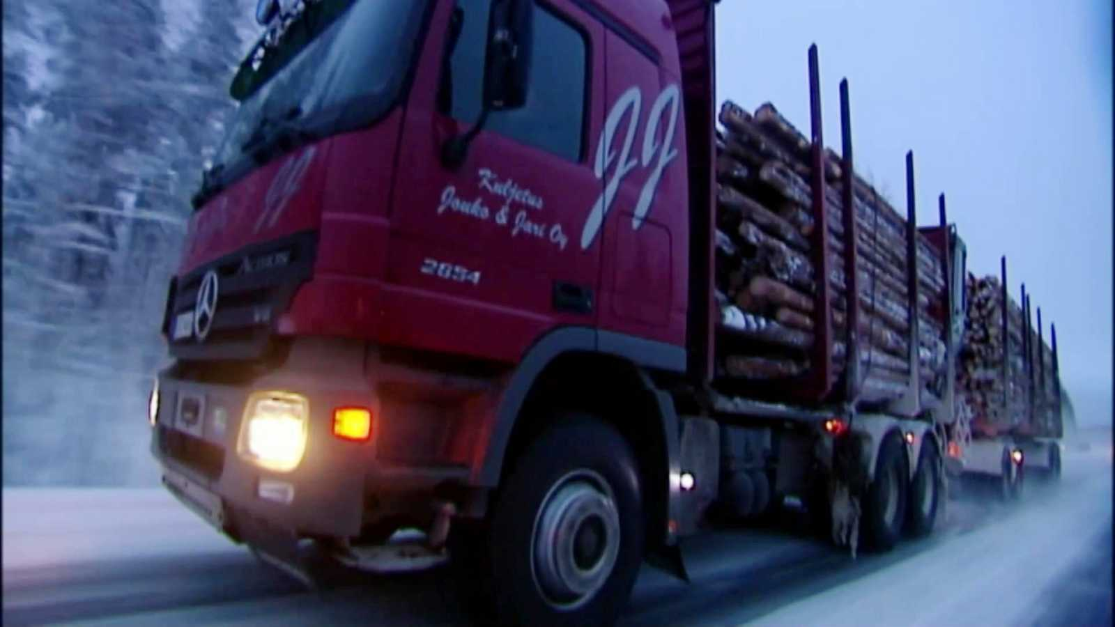 Trucks - El país de la madera (Finlandia) - ver ahora