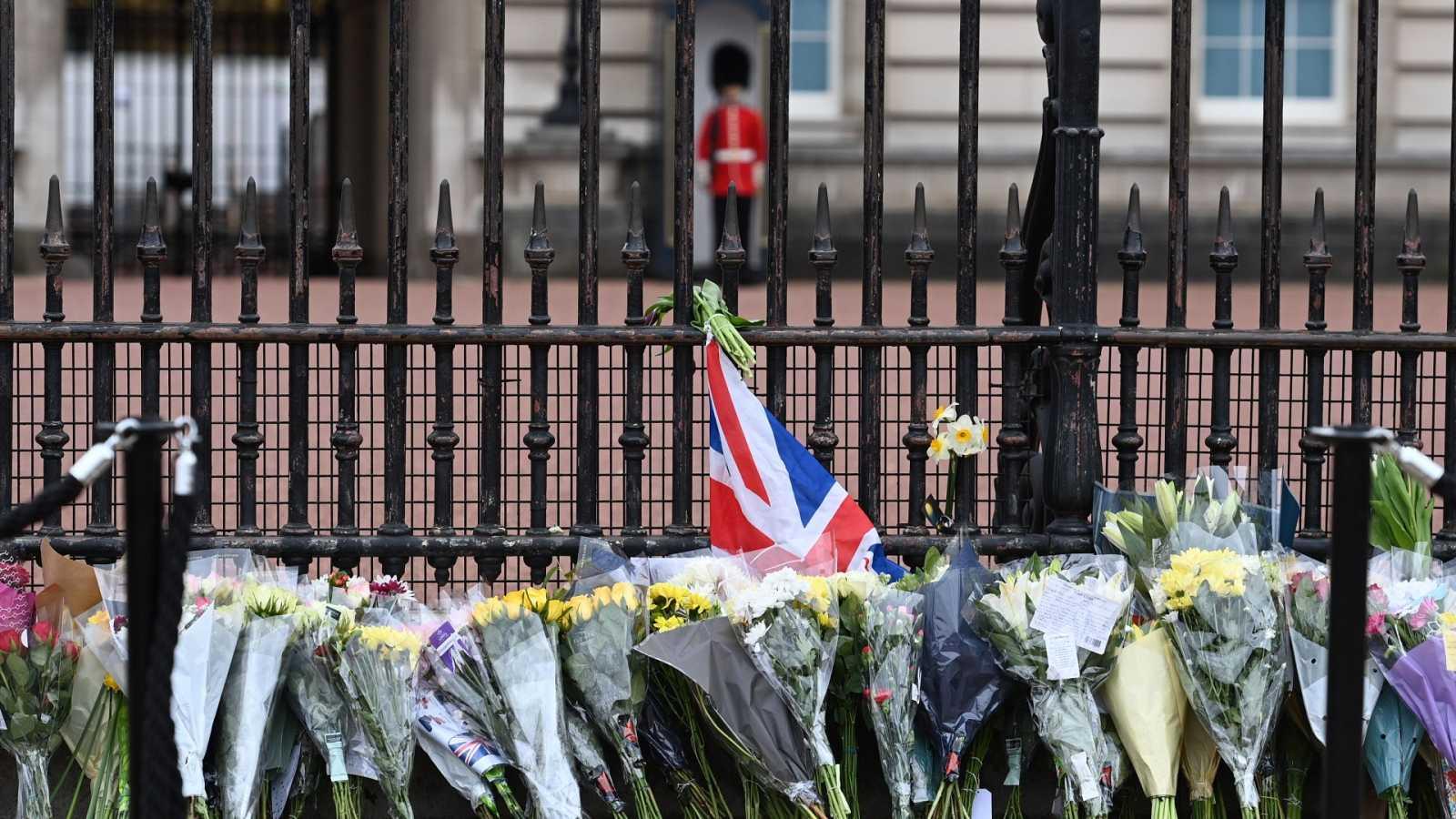 Luto en el Reino Unido por la muerte del duque de Edimburgo