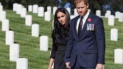 Corazón - Así despedirán los duques de Sussex a Felipe de Edimburgo