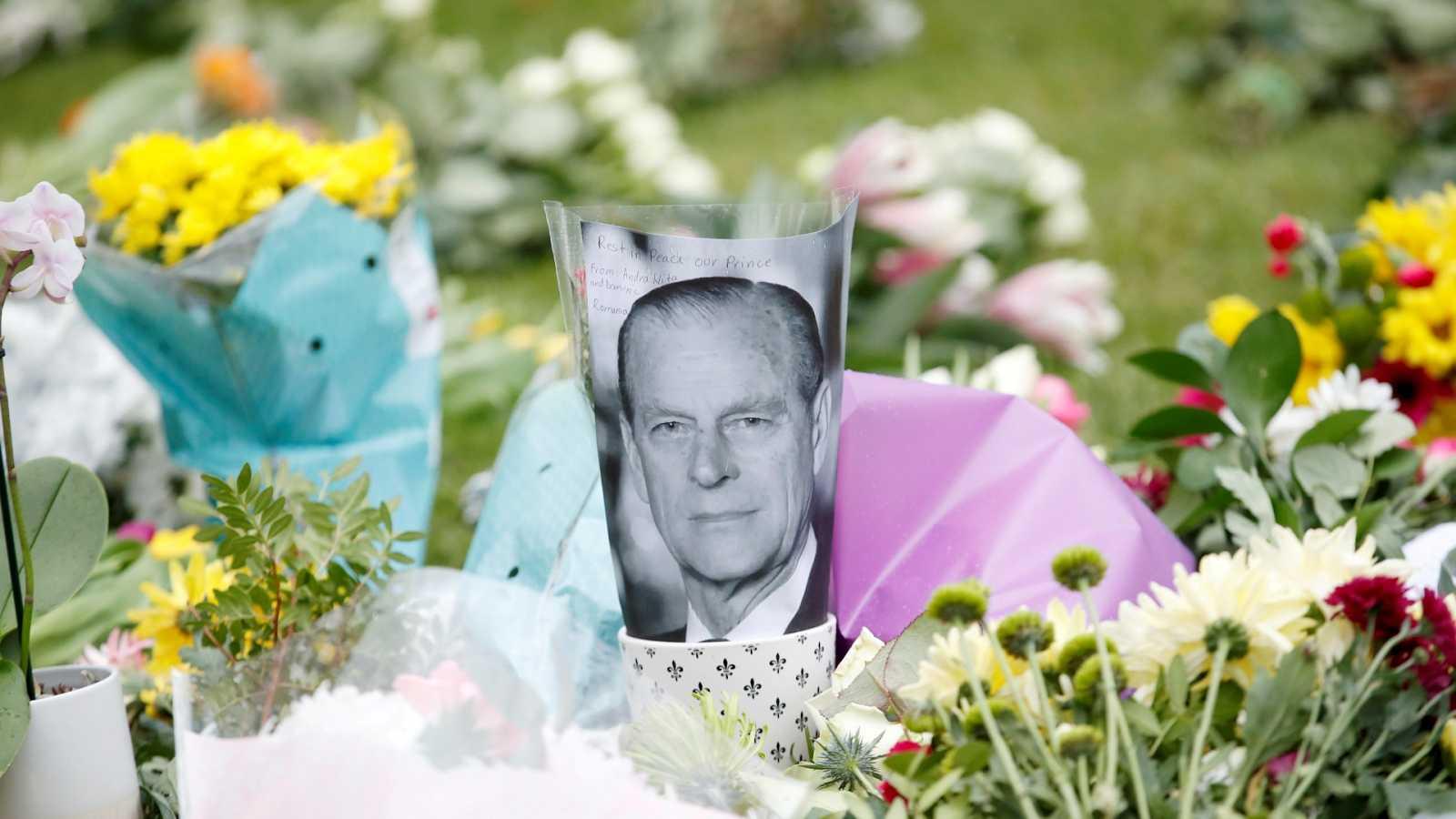 El funeral del duque de Edimburgo tendrá lugar el próximo sábado en la capilla de San Jorge, en Windsor