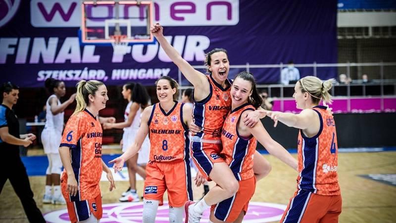 Valencia basket jugará la final contra el Venezia