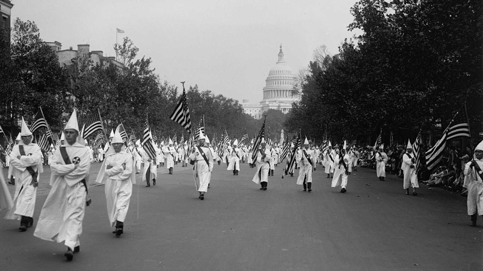 La noche temática - El Ku Klux Klan: Una historia americana. Segunda parte: El resurgir - ver ahora