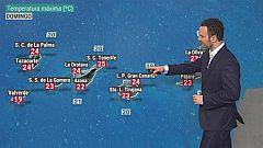 El tiempo en Canarias - 11/04/2021
