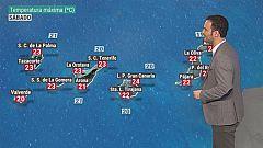 El tiempo en Canarias - 10/04/2021