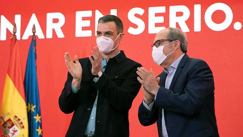 Las vacunas, en el centro de la polémica política en Madrid