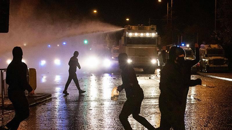 Balance de 100 días de 'Brexit': Irlanda del Norte, el mayor punto de fricción