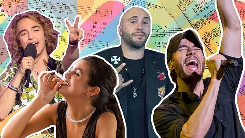 Corazón - Famosos que dieron el 'cante': las meteduras de pata más divertidas sobre el escenario