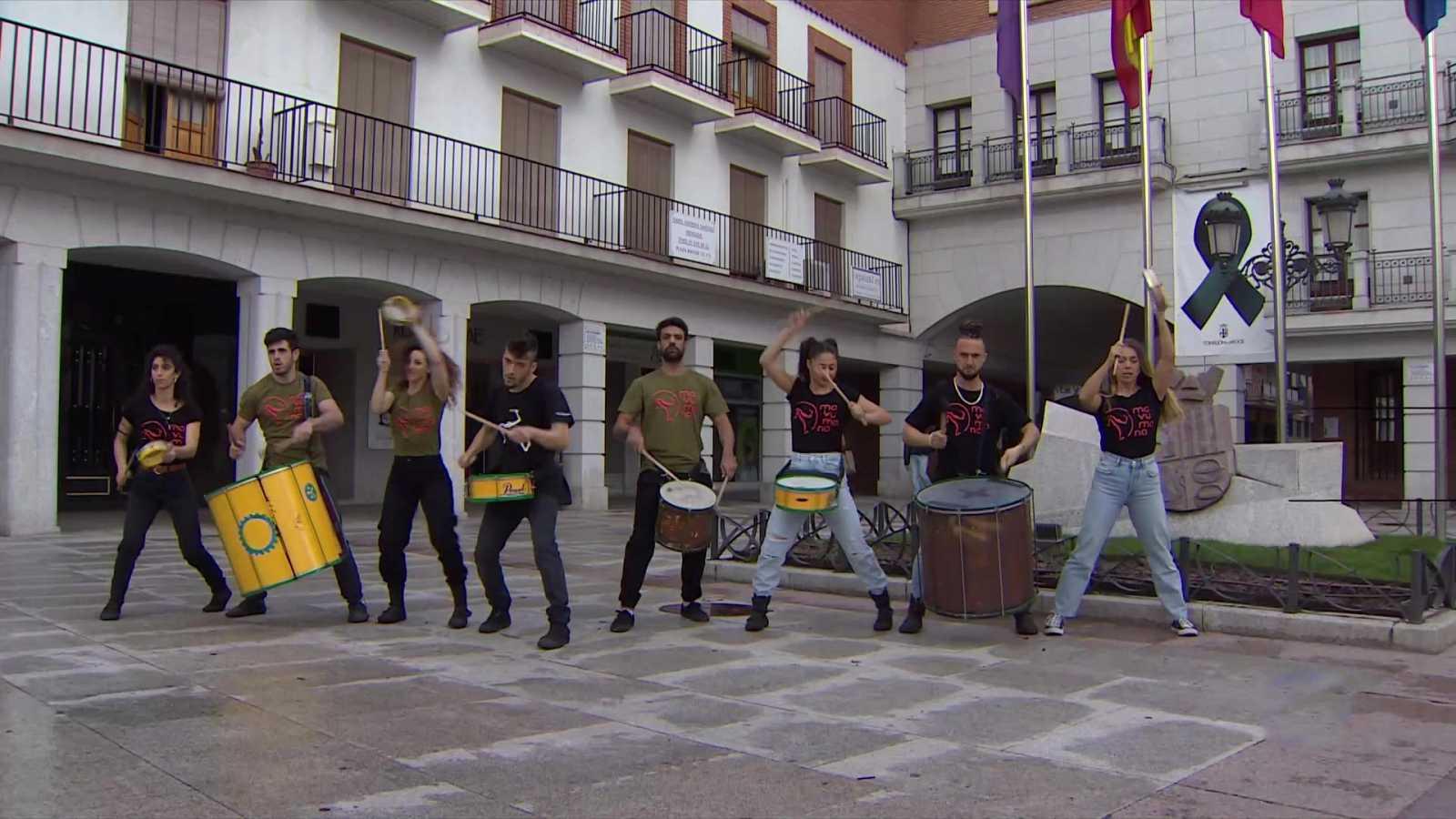 Mayumana comienza su gira en España