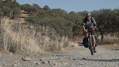 Peio Ruiz Cabestany la Vía de la Plata en 'Diario de un ciclista'