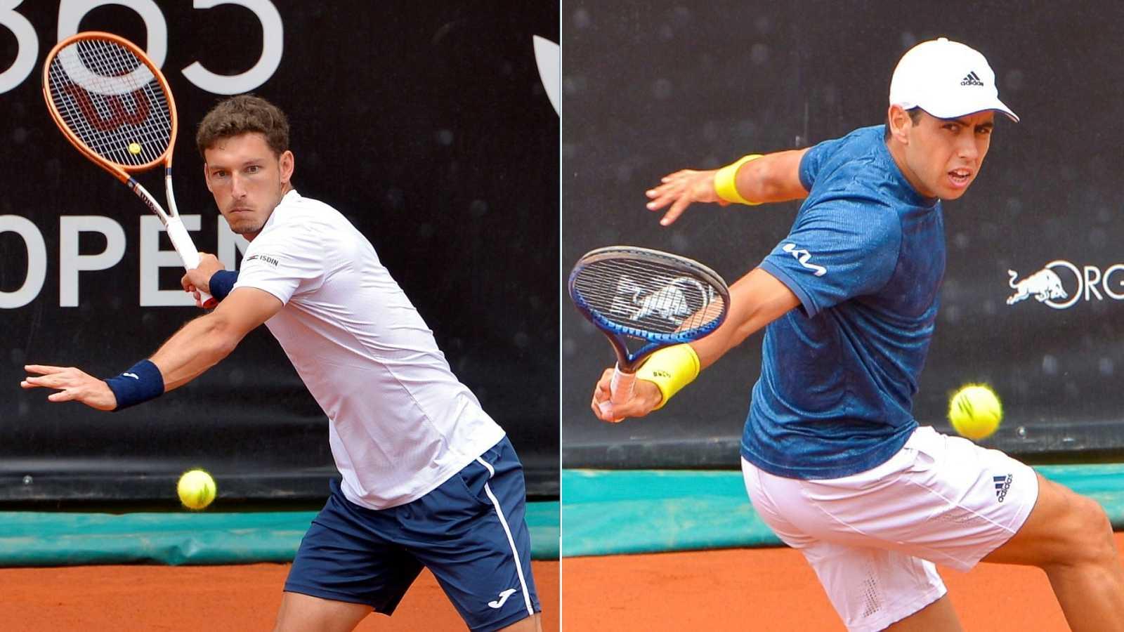 Tenis - ATP 250 Torneo Marbella, Final: P. Carreño - J. Munar - ver ahora