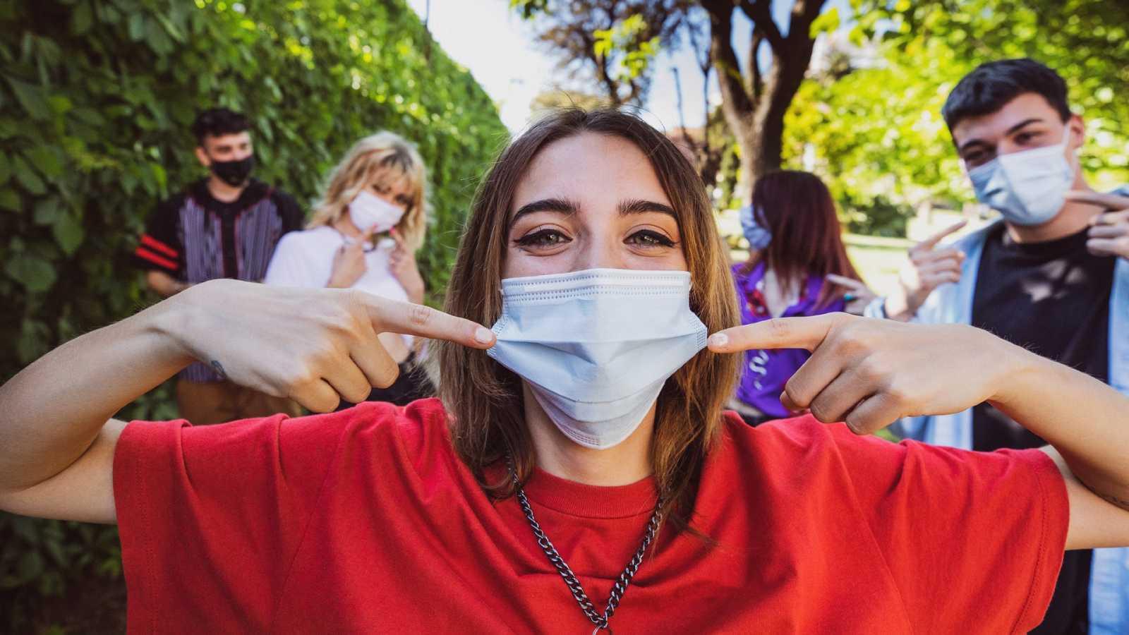 'Maskné', el efecto que provoca acné en la piel por el uso continuado de la mascariilla