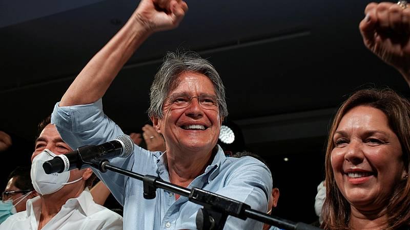 El conservador Lasso gana las elecciones en Ecuador al 'correista' Arauz