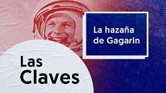 Yuri Gagarin: 60 años del primer viaje humano al espacio